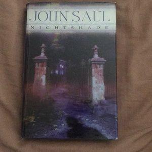 Nightshade by John Saul book